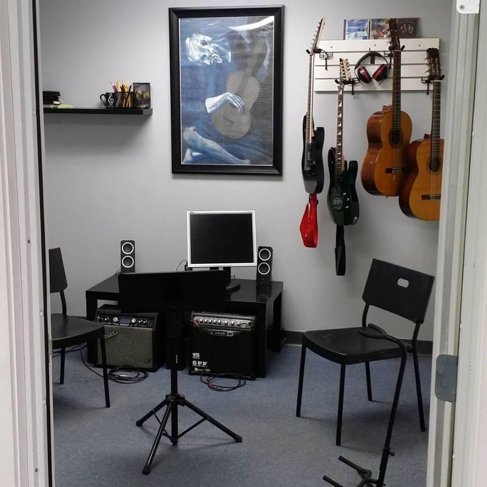 RGS Lesson Room